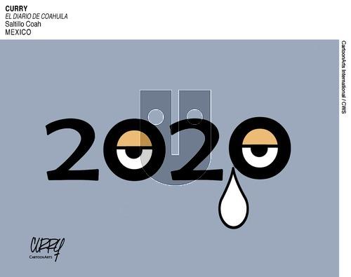 ViewsLatinAmerica on Sunday April 5, 2020 Comic Strip