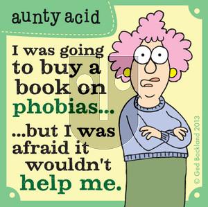 Aunty Acid on Monday July 1, 2013 Comic Strip
