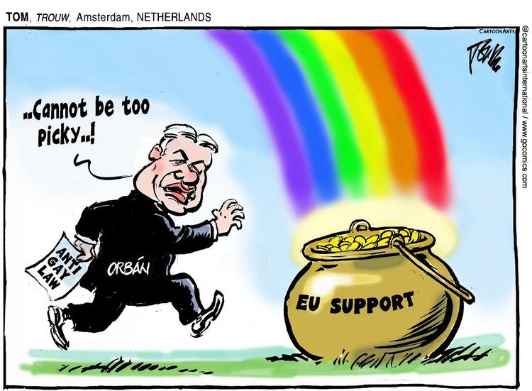 ViewsEurope Comic Strip for June 27, 2021