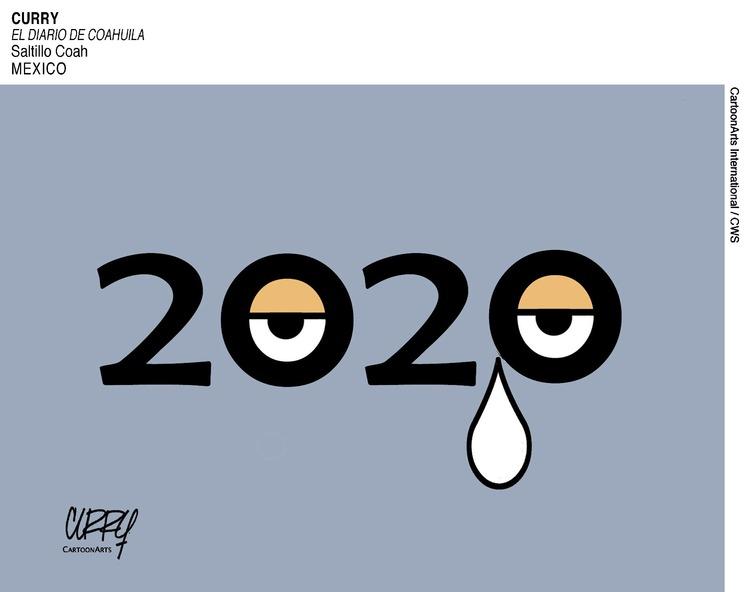 ViewsLatinAmerica Comic Strip for April 05, 2020