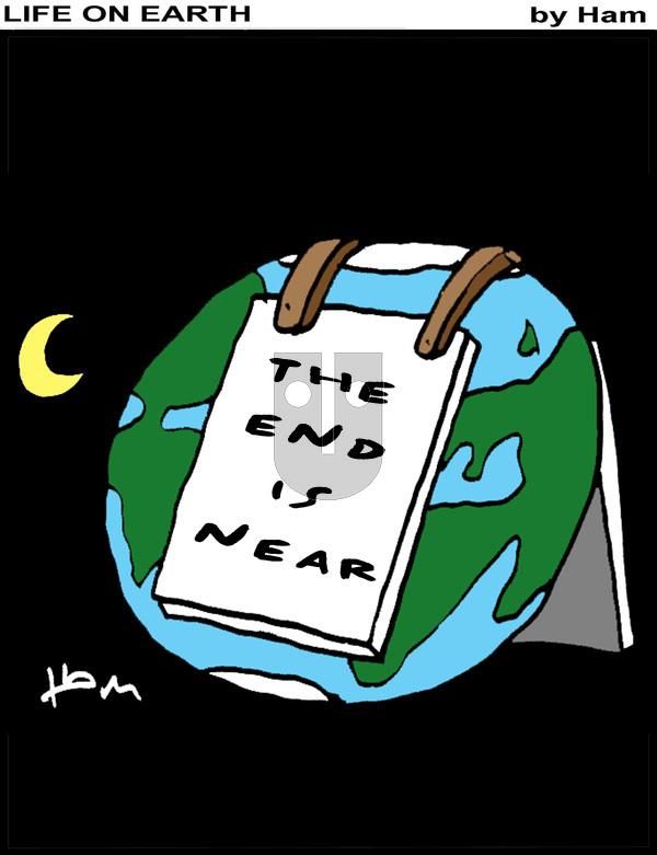 Life on Earth on Tuesday May 4, 2021 Comic Strip