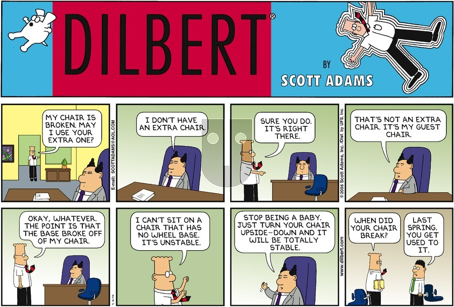 Purchase Comic Strip for 2006-04-16