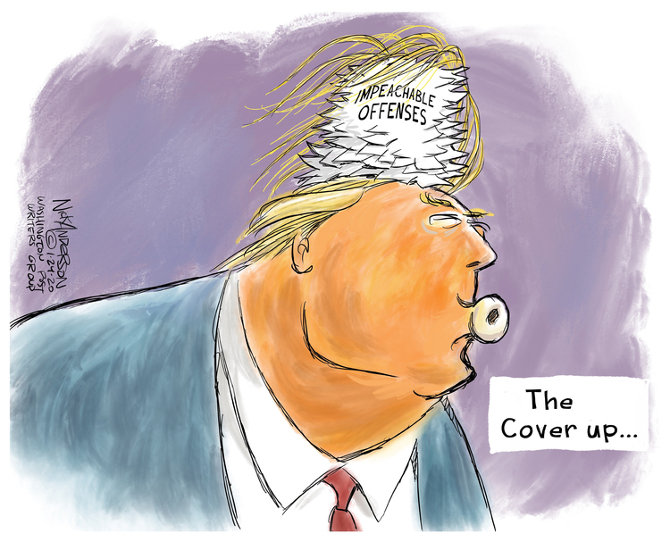 Nick Anderson Comic Strip for January 24, 2020