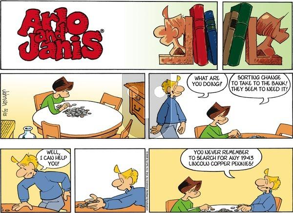 Arlo and Janis - Sunday December 13, 2020 Comic Strip