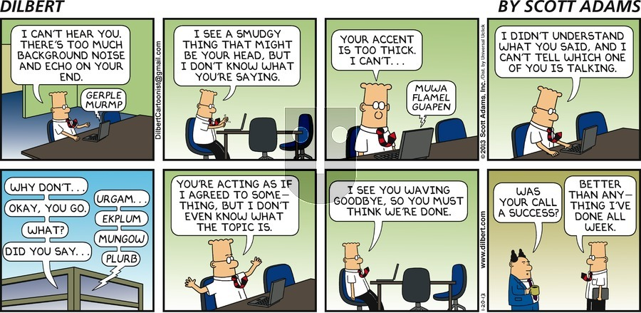 Purchase Comic Strip for 2013-01-20