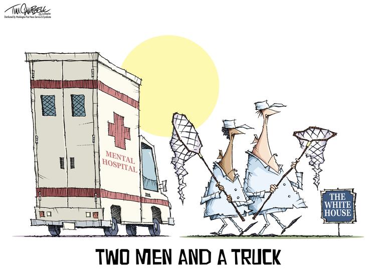 Tim Campbell Comic Strip for November 13, 2020
