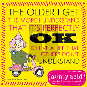 Aunty Acid on Friday September 20, 2019 Comic Strip