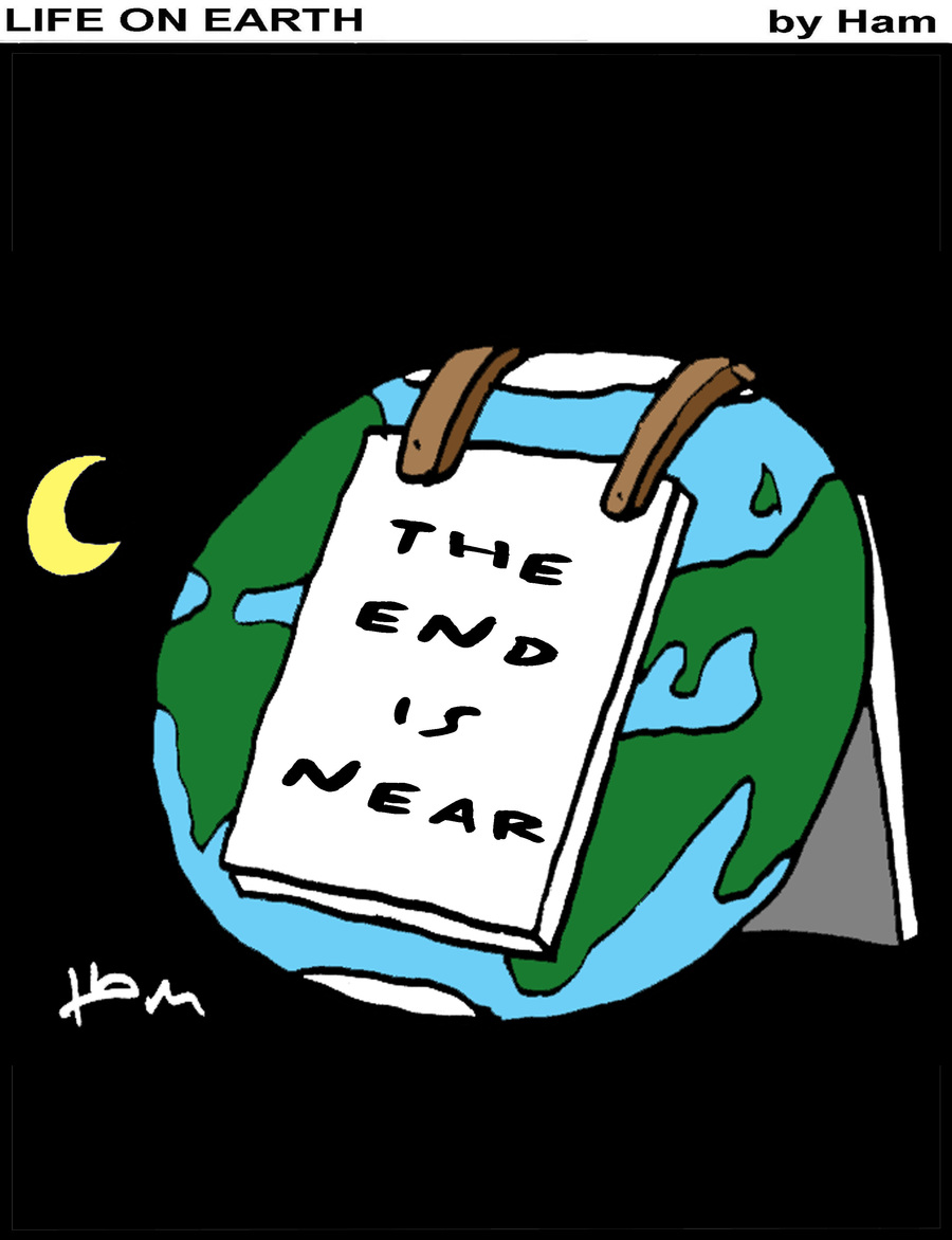 Life on Earth by Ham on Tue, 04 May 2021