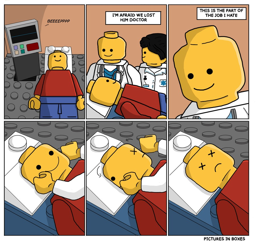 Pictures in Boxes Comic Strip for December 21, 2014