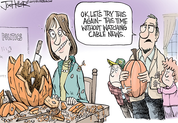 Joe Heller Comic Strip for October 22, 2019