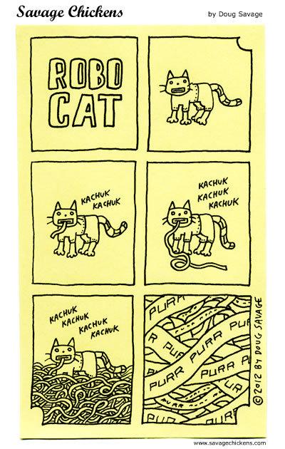 Robo Cat