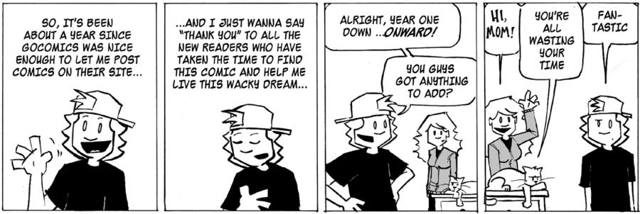 Ordinary Bill Comic Strip for September 16, 2020