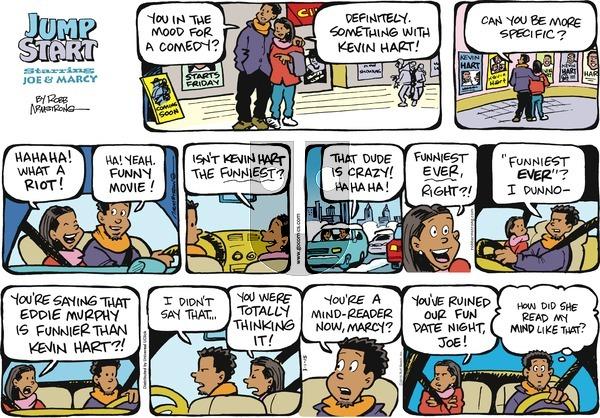 JumpStart on Sunday March 1, 2015 Comic Strip