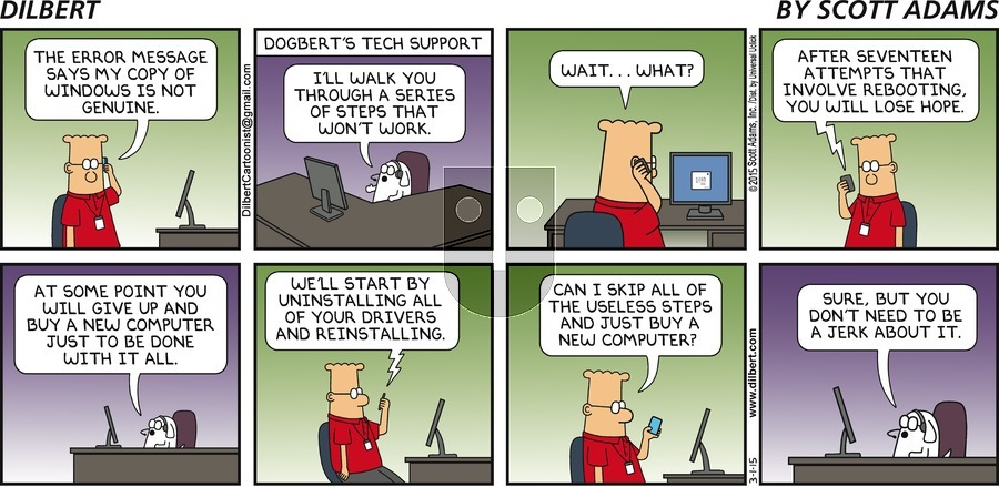 Purchase Comic Strip for 2015-03-01