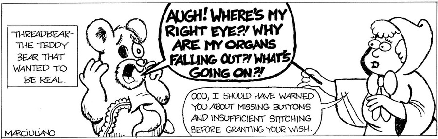 Medium Large Comic Strip for May 03, 2013