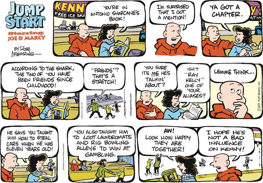 JumpStart Comic Strip for April 11, 2021