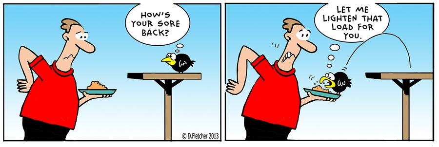 Crumb for Oct 9, 2013 Comic Strip