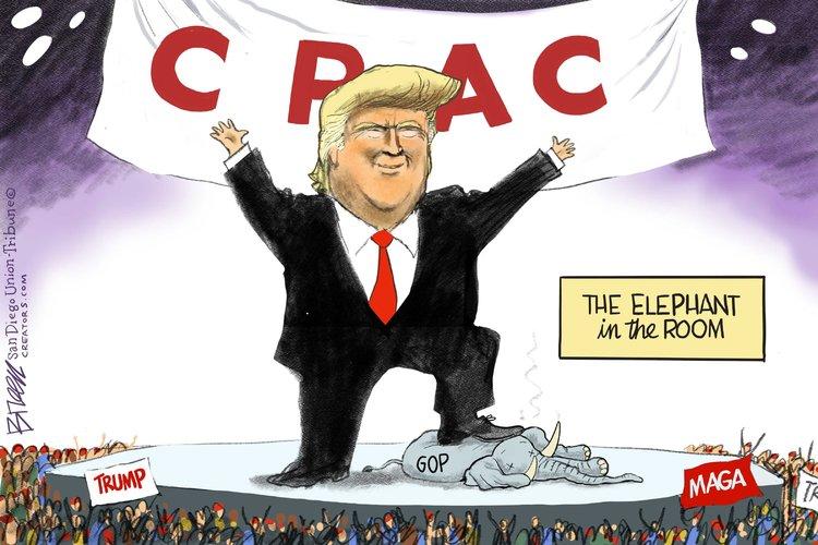 Steve Breen Comic Strip for February 28, 2021