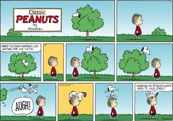 Peanuts (July 4, 1965)