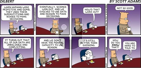 Dilbert - Sunday August 16, 2020 Comic Strip
