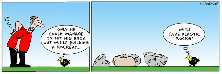 Crumb for Oct 8, 2013 Comic Strip