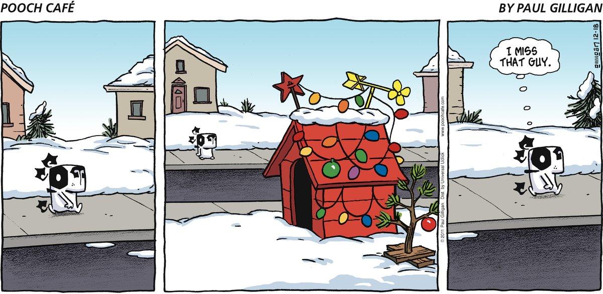 Pooch Cafe for Dec 18, 2011 Comic Strip