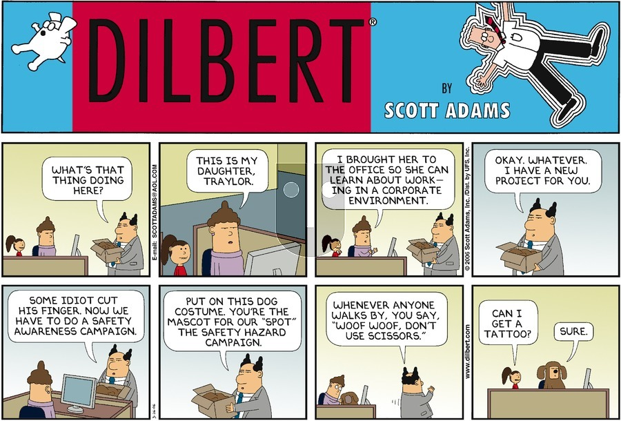 Purchase Comic Strip for 2006-03-26