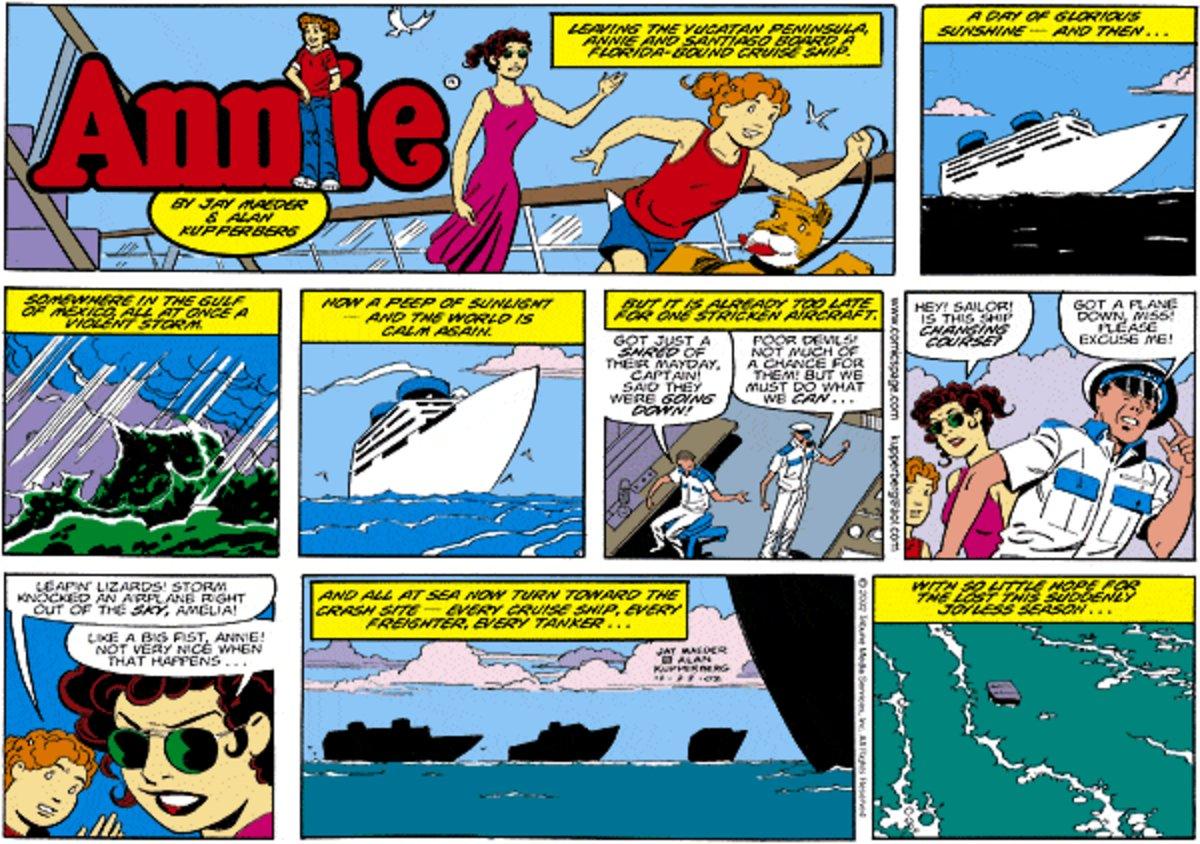 Annie for Sep 22, 2013 Comic Strip