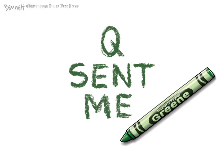 Clay Bennett Comic Strip for September 09, 2020