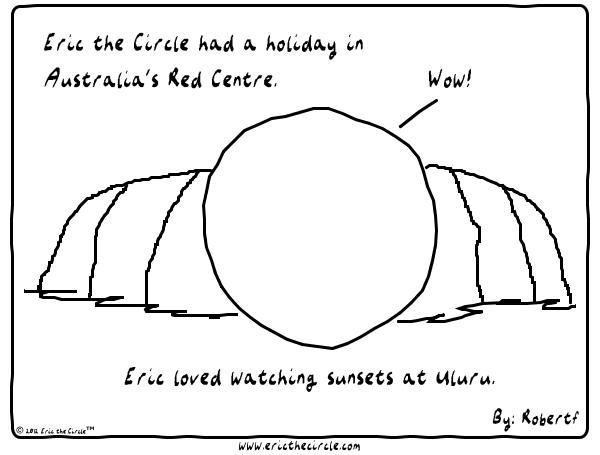 Eric the Circle by ..... for February 21, 2019