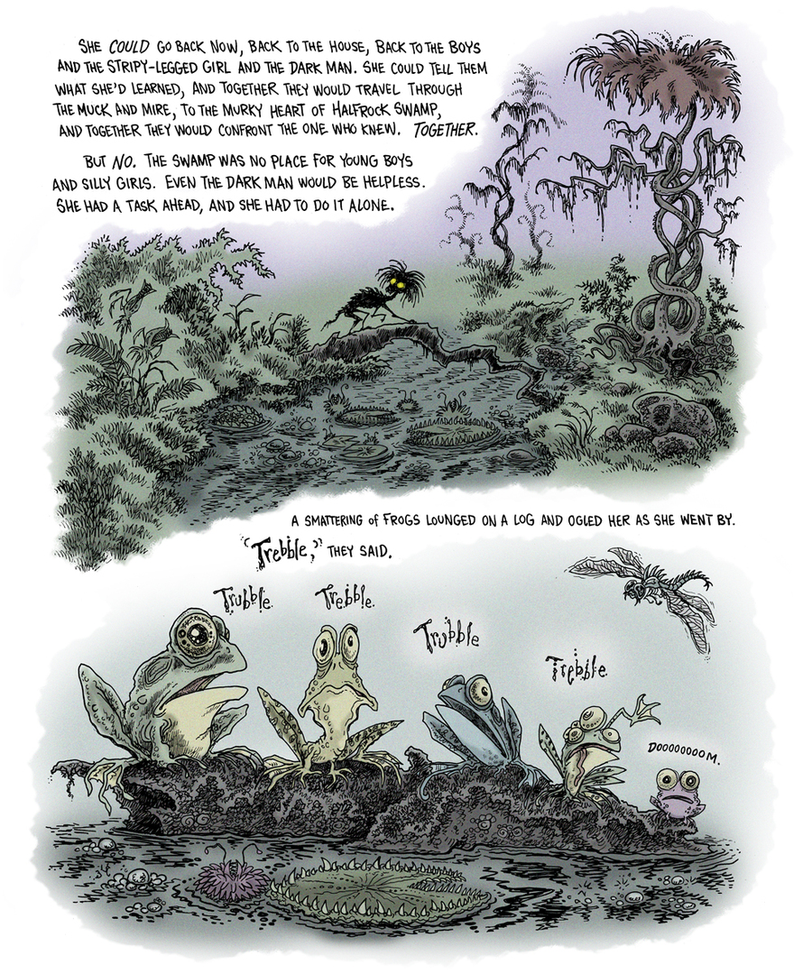 Lost Side of Suburbia for Mar 21, 2013 Comic Strip