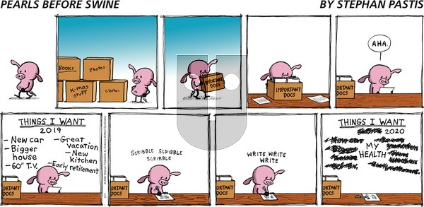 Pearls Before Swine on Sunday May 17, 2020 Comic Strip