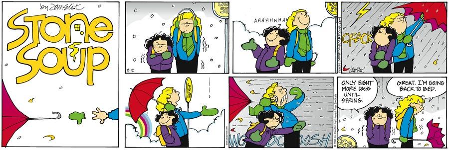 Stone Soup Classics Comic Strip for January 12, 2020
