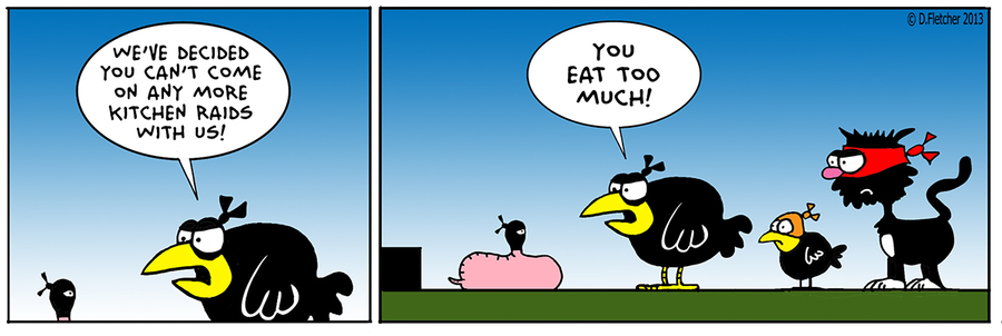 Crumb for Jul 24, 2013 Comic Strip