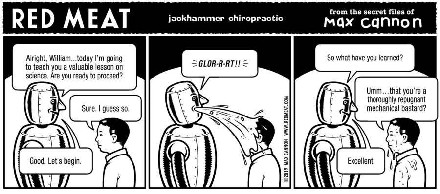 Red Meat Comic Strip for July 14, 2019