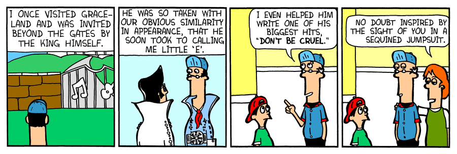 Just Say Uncle for Mar 20, 2013 Comic Strip