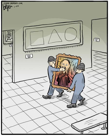 Long Story Short Comic Strip for January 24, 2019