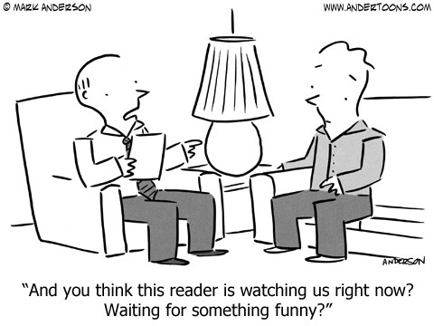 Andertoons Comic Strip for June 18, 2015
