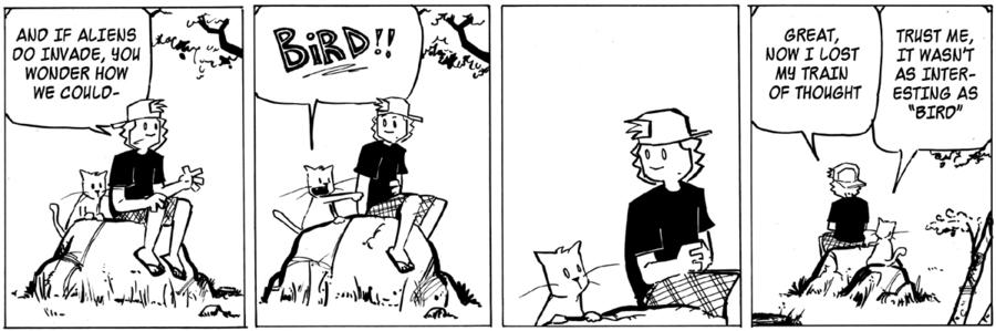 Ordinary Bill Comic Strip for July 13, 2013