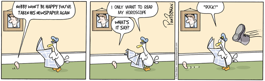 Ollie and Quentin for Aug 25, 2012 Comic Strip