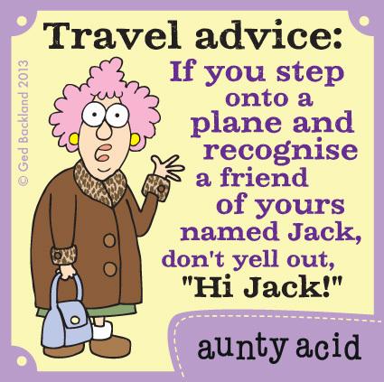 Aunty Acid for Jun 18, 2013 Comic Strip