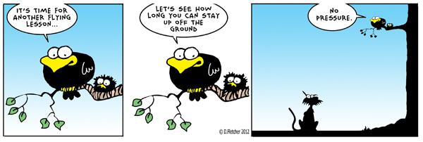 Crumb Comic Strip for February 21, 2012