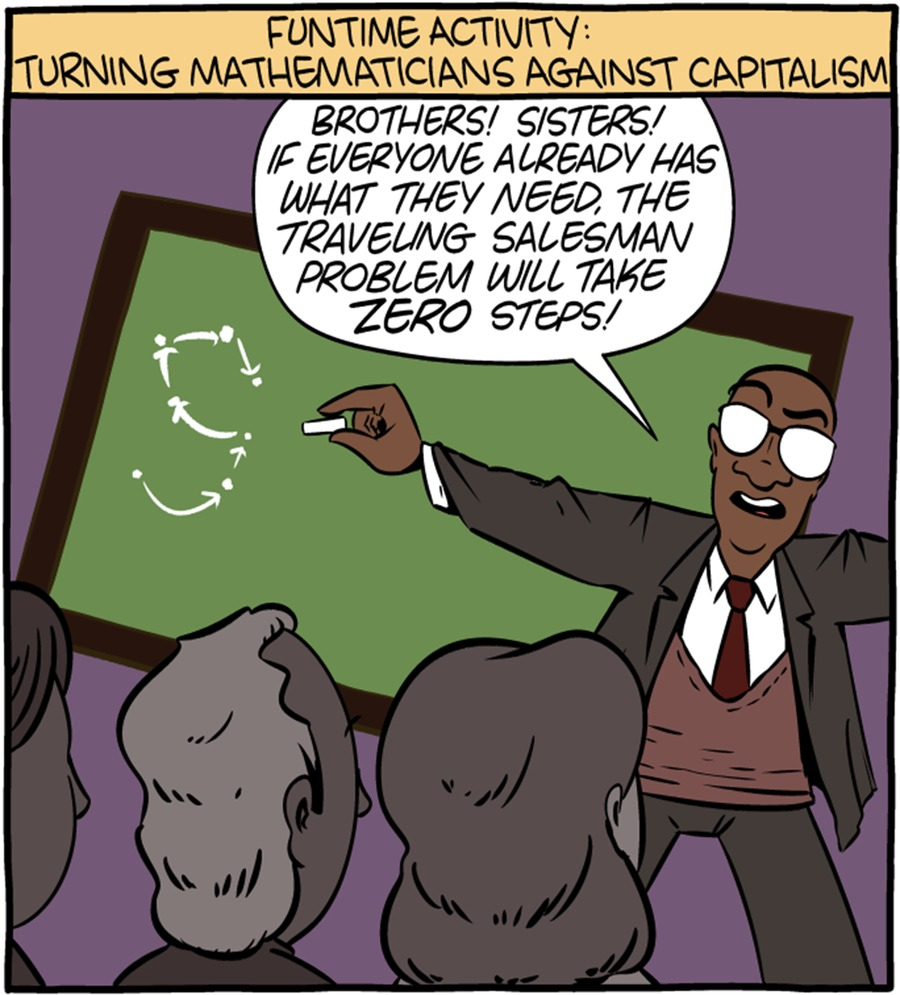 Saturday Morning Breakfast Cereal for Mar 11, 2018 Comic Strip