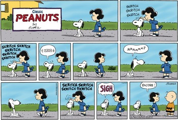 Peanuts (May 22, 1960)