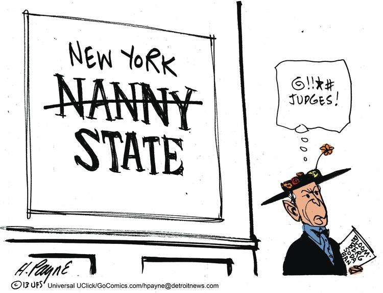 New York State @!!*# Judges!