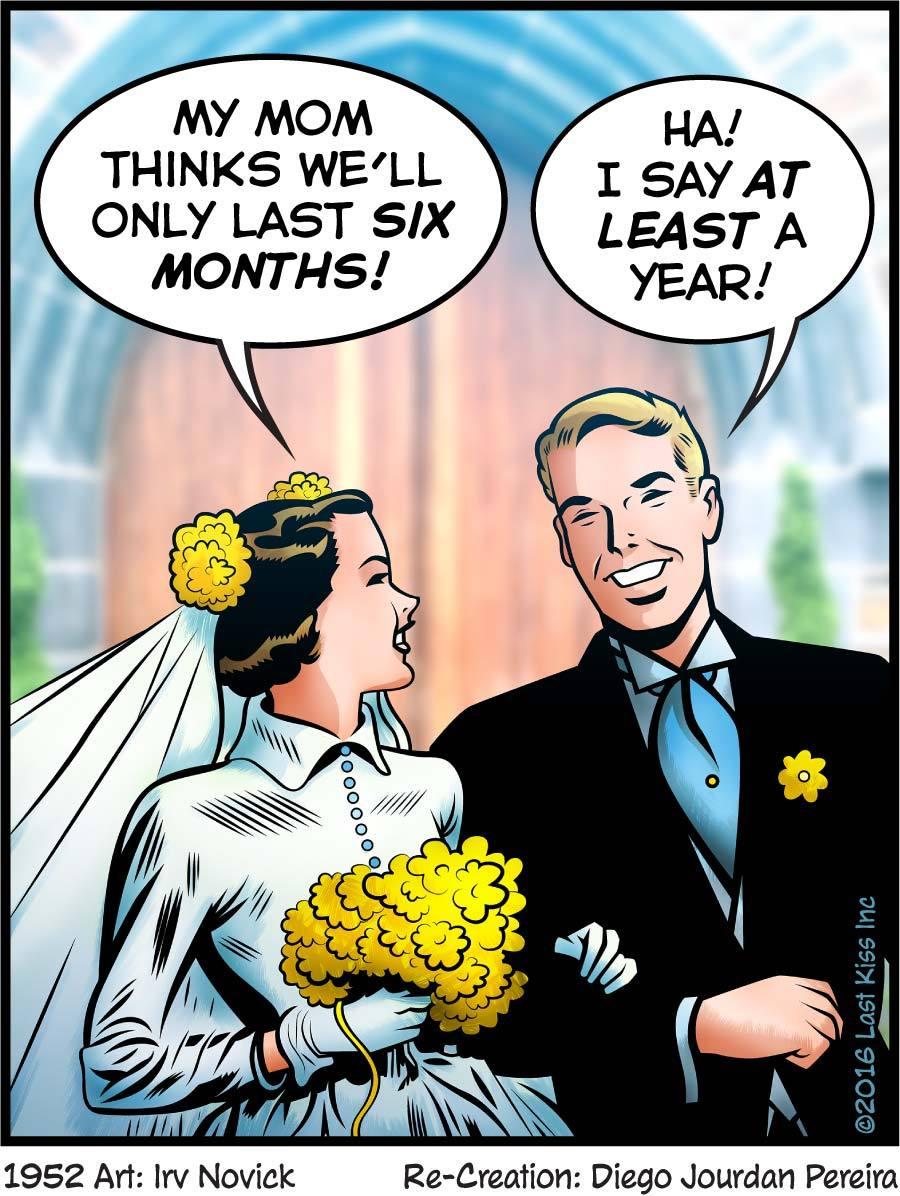 Last Kiss Comic Strip for June 15, 2016