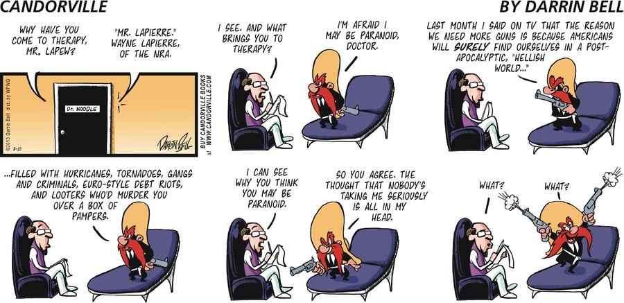 Candorville for Mar 10, 2013 Comic Strip