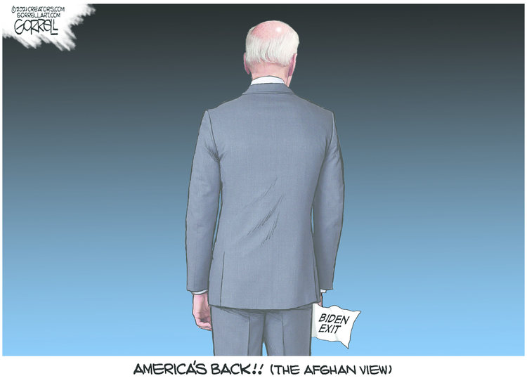Bob Gorrell by Bob Gorrell on Tue, 24 Aug 2021