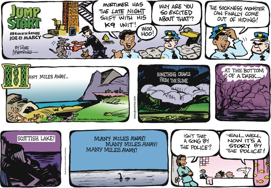 JumpStart Comic Strip for September 05, 2021