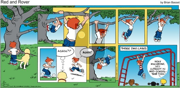 Red and Rover on Sunday September 5, 2021 Comic Strip